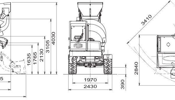 Fiori DB 460