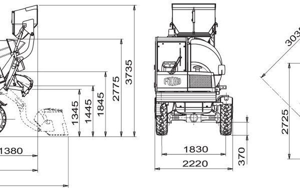 Fiori DB 260